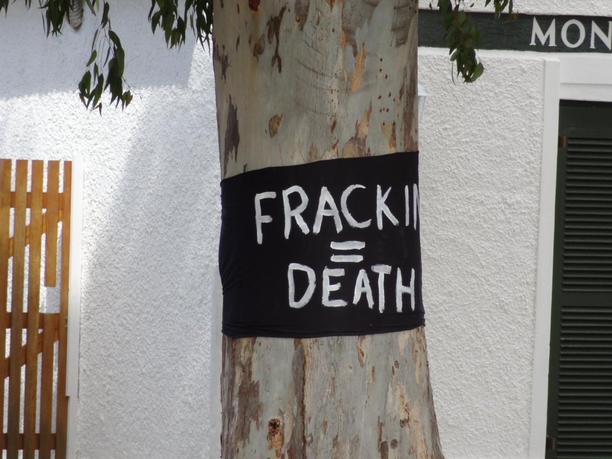 Should fracking happen in South Africa?